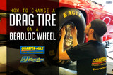 WATCH NOW: How to Change a Drag Tire on a Beadloc Wheel