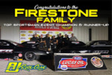 A Special Father's Day Win For The Firestone Family
