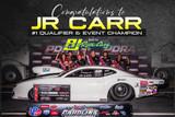 Congratulations JR Carr