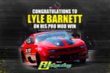 Lyle Barnett wins NHRA Pro Mod in Dallas with RJ Race Cars!