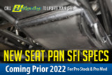 New Seat Pan SFI Specs Coming Prior 2022 For Pro Stock & Pro Mod