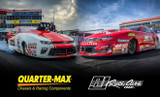 Quarter-Max Chassis & Components, RJ Race Cars Signs Major Sponsorship with Drag Illustrated World Doorslammer Nationals