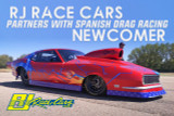 RJ Race Cars Partners With Spanish Drag Racing Newcomer
