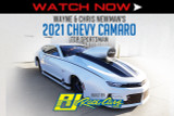 FIRST LOOK: Wayne & Chris Newman's Top Sportsman 2021 Chevy Camaro built by RJ Race Cars