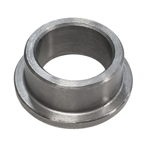 """.375"""" ID x .500"""" OD x .063"""" W Step Bushing, Aluminum"""