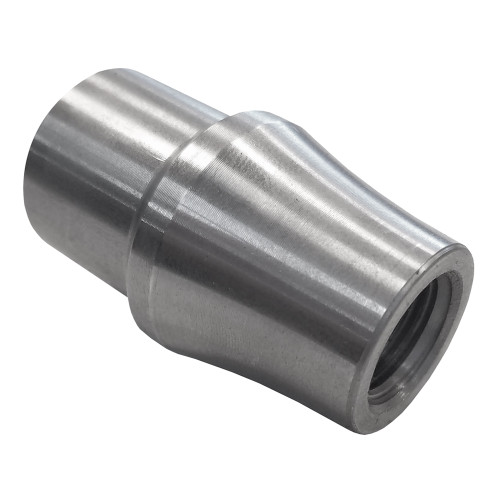 "1/2""-20 RH x 1"" .083"" Tube Adapter, Long Style"