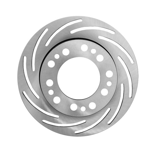 """Strange Engineering B2781 Lightweight 10"""" Slotted Steel Rotor, Fits Spindle Mount Wheels Requiring 1-1/2"""" Offset - LH Side"""