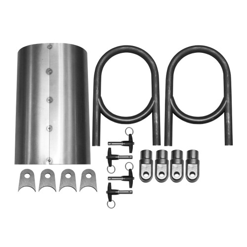 "12"" Drive Shaft Tunnel Kit - Quarter-Max"