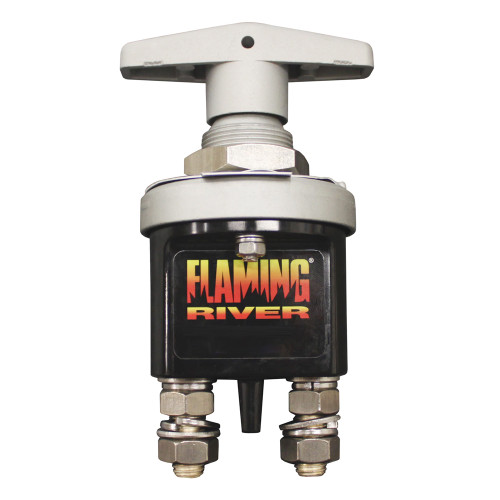 Flaming River FR1003-1 Big Switch Battery Disconnect, 250 Amps