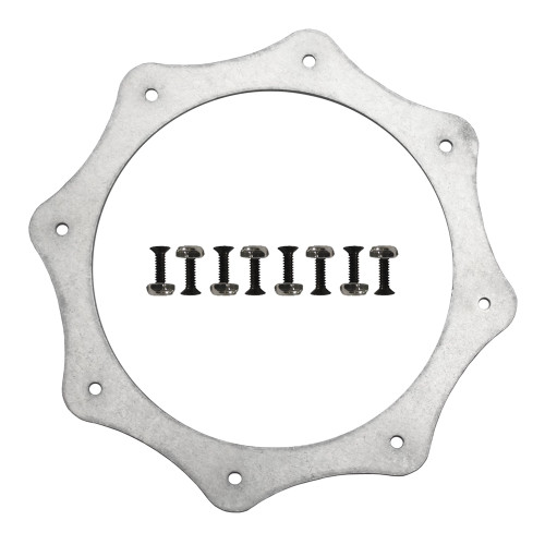"4"" Aluminum Body Exhaust Ring"
