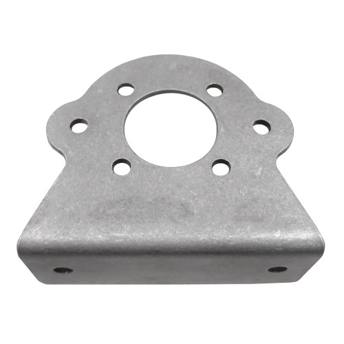 5/16 in. or 7/16 in. Quarter Turn Fastener 90 Degree Plate, Mild Steel