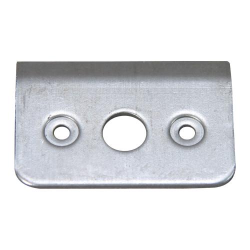 #5 Quarter Turn Fastener Small Weld-On Plate