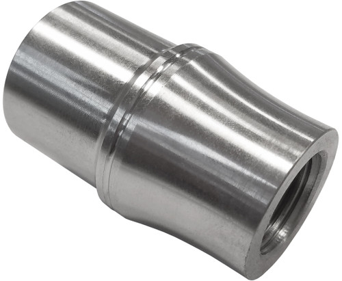 "5/8""-18 LH x 1-1/8"" .058"" Tube Adapter, Long Style"