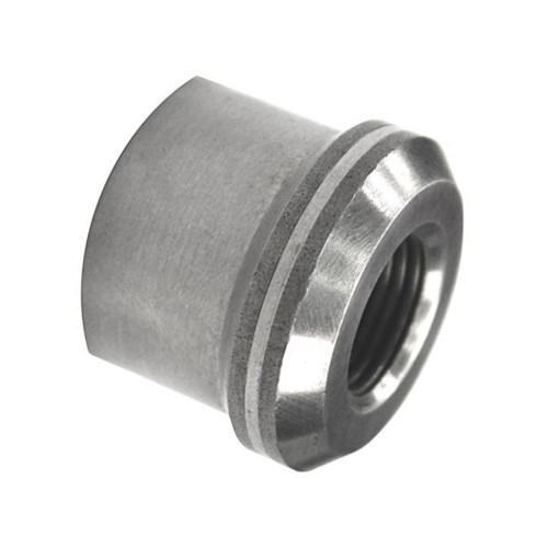 "5/8""-18 LH x 1-1/4"" .065"" Tube Adapter, Short Style"