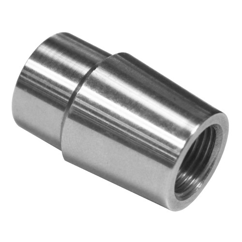"5/8""-18 RH x 1"" .065"" Tube Adapter, Long Style"