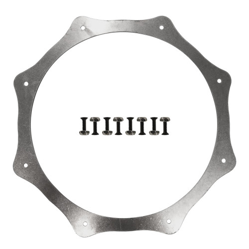 "5-7/8"" Stainless Steel Body Exhaust Ring"