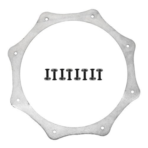 "5-7/8"" Aluminum Body Exhaust Ring"