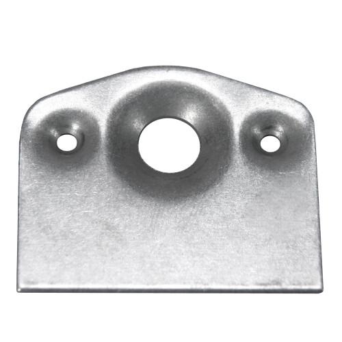 #6 Quarter Turn Fastener Short Plate