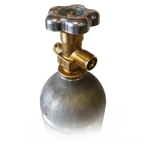 Quarter-Max Air Bottle 2-1/2 lb