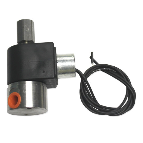 Quarter-Max 21521-1 Air Solenoid Valve, 250 PSI