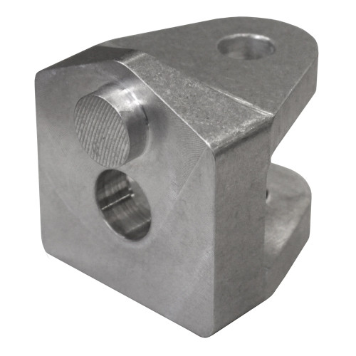 Aluminum Clevis .625
