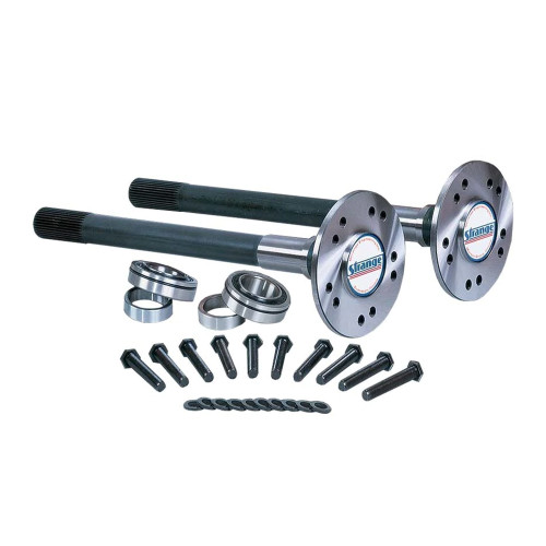 "Strange Engineering P1007 Pro Race Axles, Bearings, & 1/2"" Stud Kit"