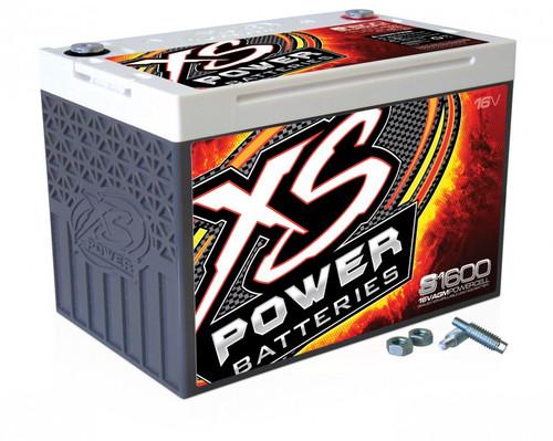 XS Power S1600 S-Series 16-Volt AGM Battery
