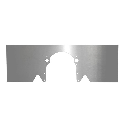 """12"""" x 36"""" BBC Motorplate with Water Pump Holes"""