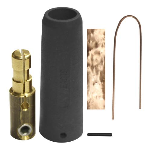 Quarter-Max Black Male Lug