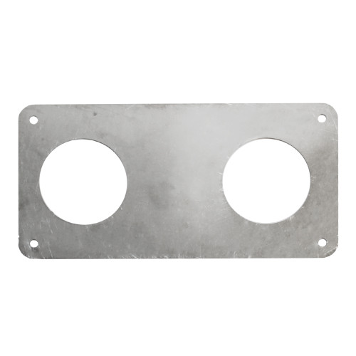 "Quarter-Max Body Mount Bracket, 5"" x 2"""