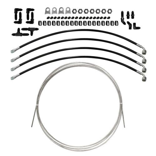 Quarter-Max Brake Line Plumbing Kit