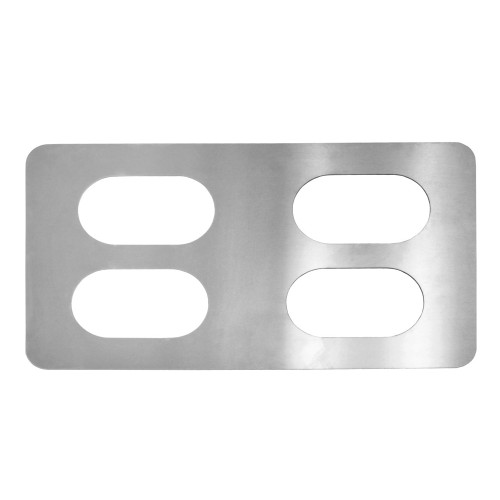 Quarter-Max Braswell 7520 Split Isolator Tray