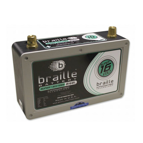 Braille Battery Super 16 Volt Lithium Battery