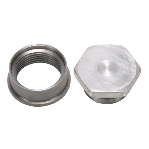 Quarter-Max - Aluminum Cap & Steel Bung