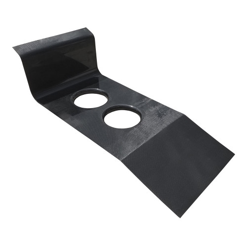 Quarter-Max Dominator Carbon Fiber Isolator Pan