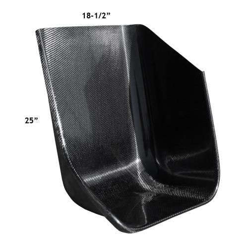 Carbon Driver Standard Seat - Drag Racing seat - racing seat