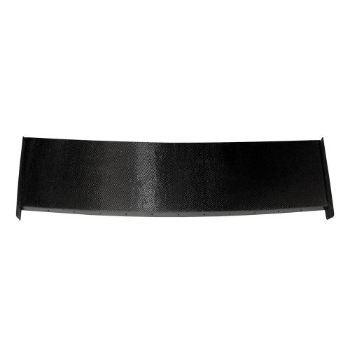 Quarter-Max 1983-1993 Ford Mustang Carbon Fiber Wing - Top view