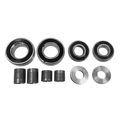 Quarter-Max Ceramic Front Wheel Bearing Kit
