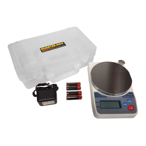 Clutch Counterweight Scale