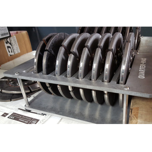Clutch Disc Rack Aluminum 6.25
