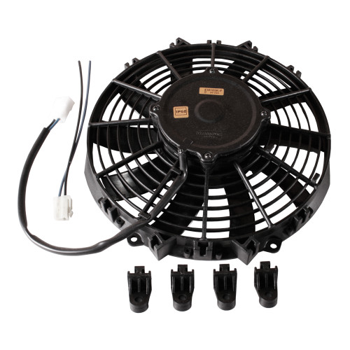 "10"" Reversible Pro-Flow Fan"