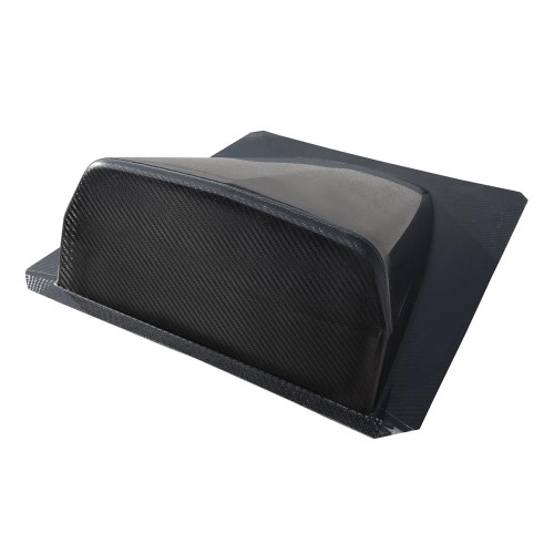 Quarter-Max Carbon Fiber Dash for RacePak Dash