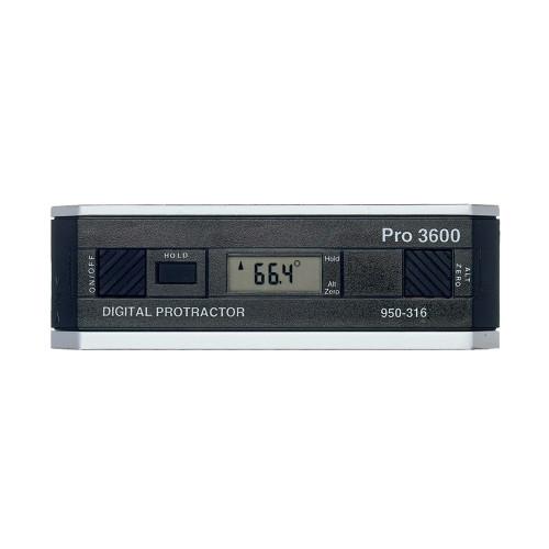 """Pro 360 6"""" Digital Protractor"""