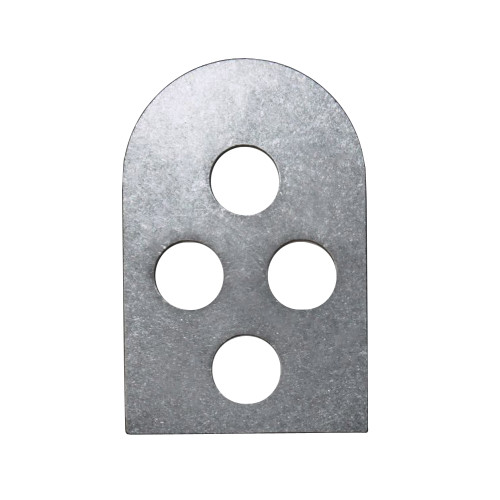 Quarter-Max Door Striker Bracket