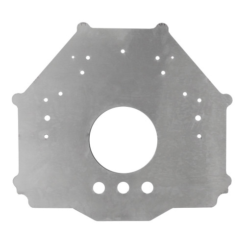 Big Block Chevy Pro Mod Double Frame Rail Midplate