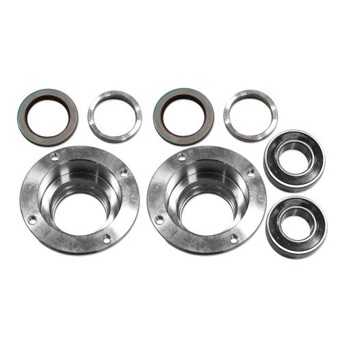 Double Row Housing Ends & Bearings Kit w/ Seals