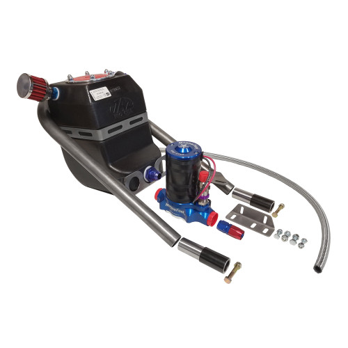 Front Fuel System with MagnaFuel ProStar 500 Pump