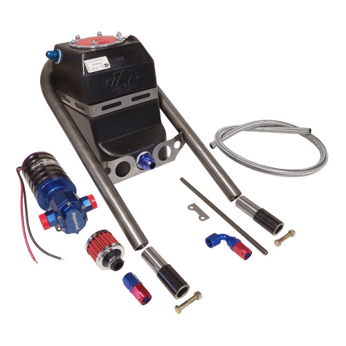 Front Fuel System w/ Pro Star 625