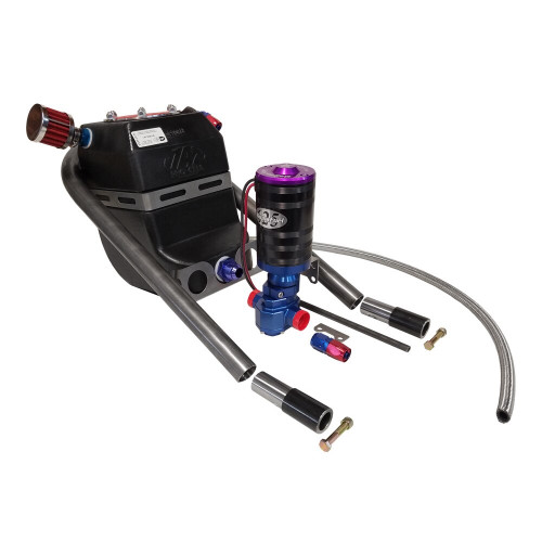 Front Fuel System with MagnaFuel ProStar EFI 625 Pump