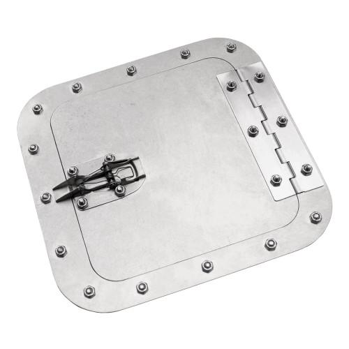 Quarter-Max Aluminum Access Door, Surface Mount